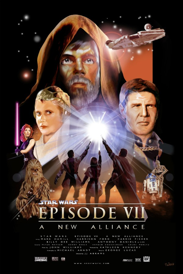 http://swtor.gamingfeeds.com/2013/10/28/star-wars-episode-vii-rumor-roundup-han-solo-is-back/